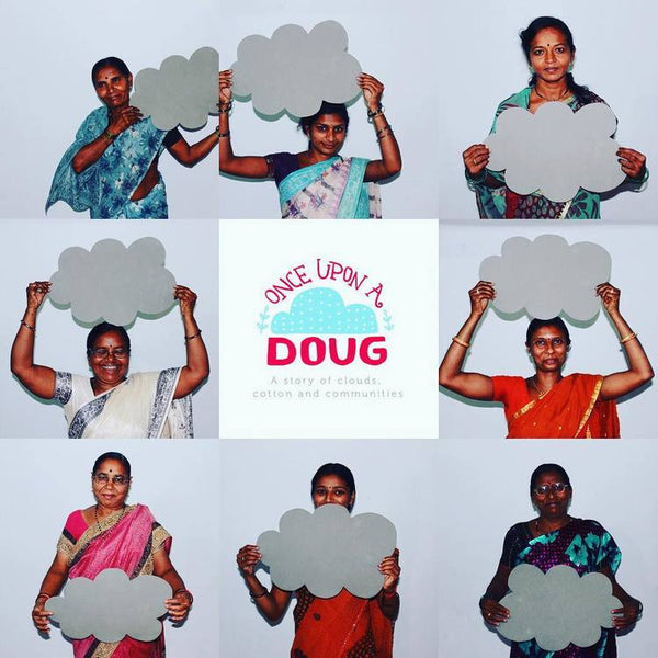 Once Upon A Doug and No Nasties - Organic Fairtrade Clothing, Made in India