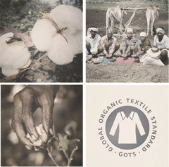 No Nasties - Organic Fairtrade Clothing, Made In India