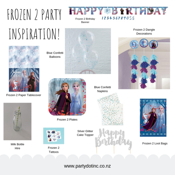 Frozen 2 Party Inspiration