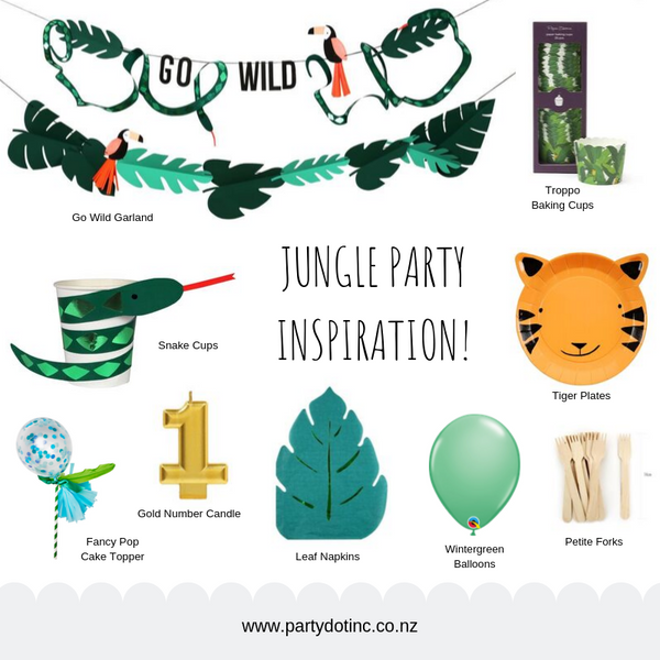 Jungle Party Inspiration