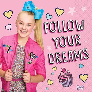 JoJo Siwa Lunch Napkins