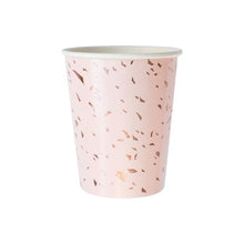 Load image into Gallery viewer, Manhattan - Pink & Rose Gold Paper Cups