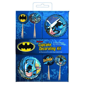 Batman Cupcake Kit