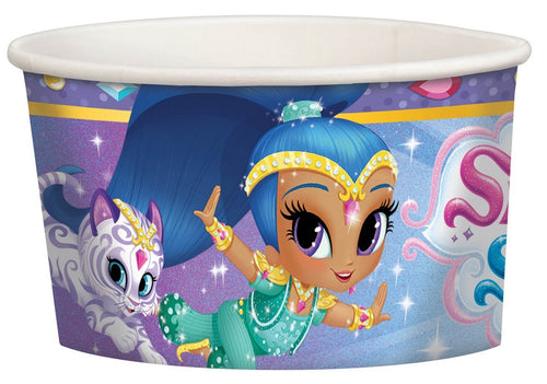 Shimmer and Shine Treat Cups