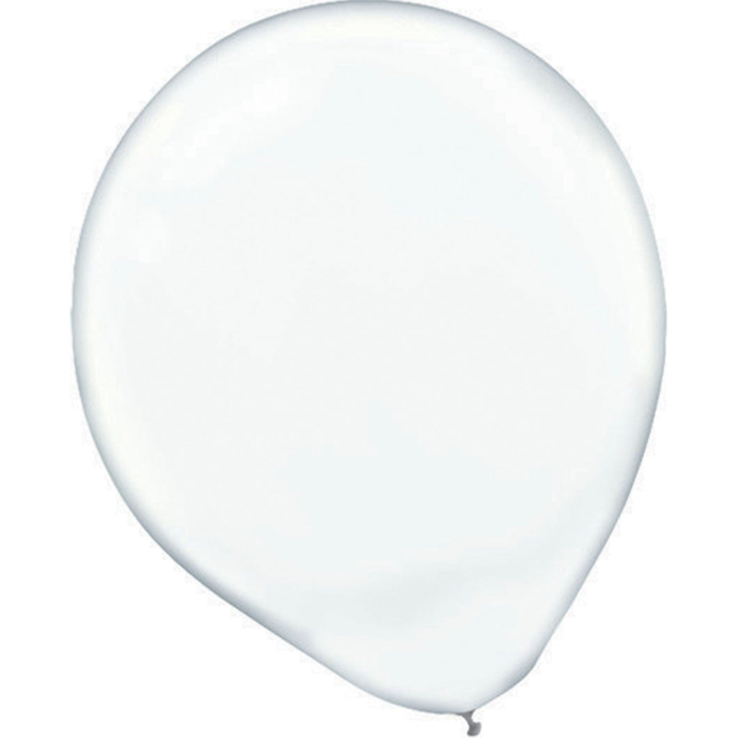 Clear Latex Balloon