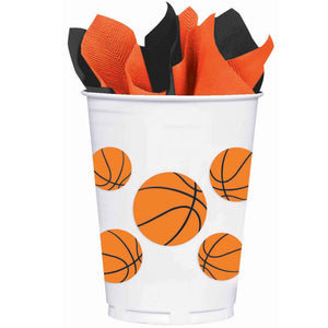 Basketball Fan Party Cups