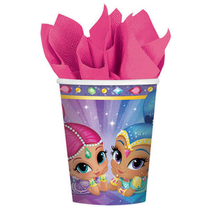 Shimmer and Shine Cups