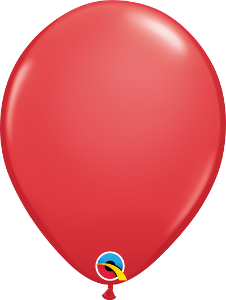 Red Latex Balloon