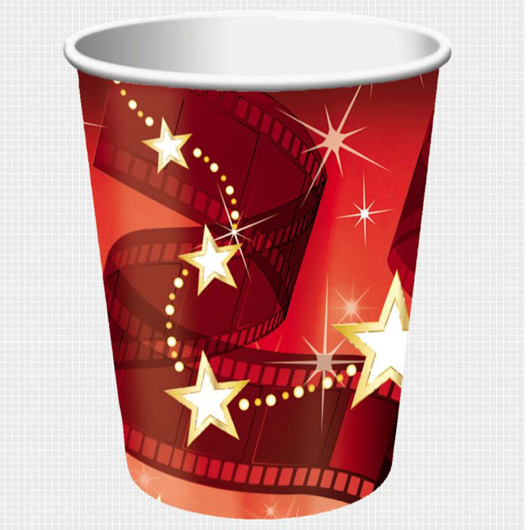 Hollywood Party Cups