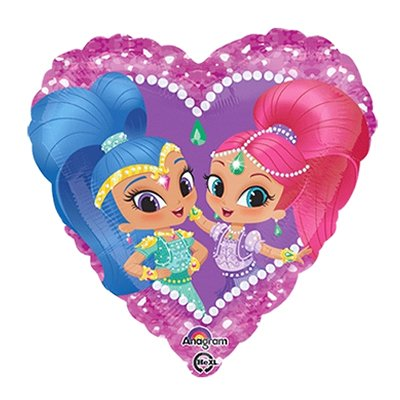 Shimmer and Shine Love Balloon