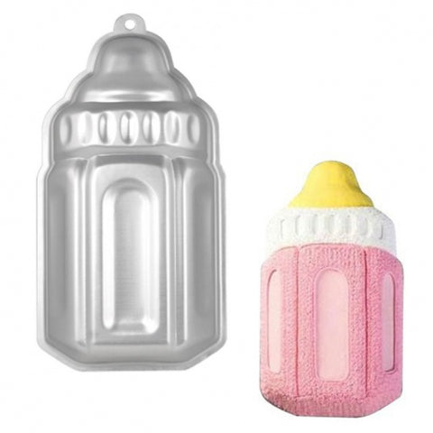 Baby Bottle Cake Tin - Hire