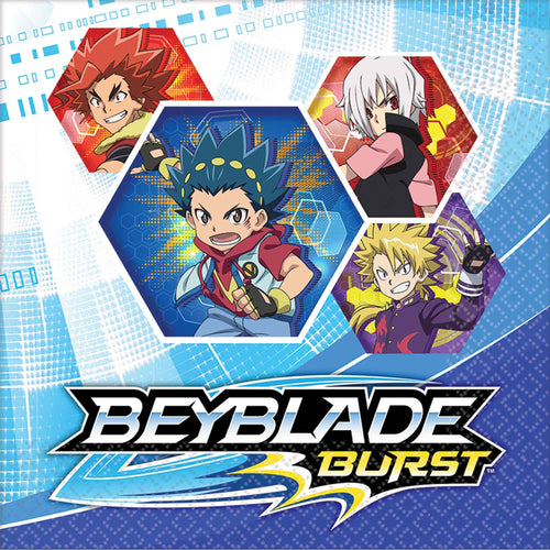 Beyblade Party Napkins