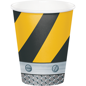 Big Rig Party Paper Cups