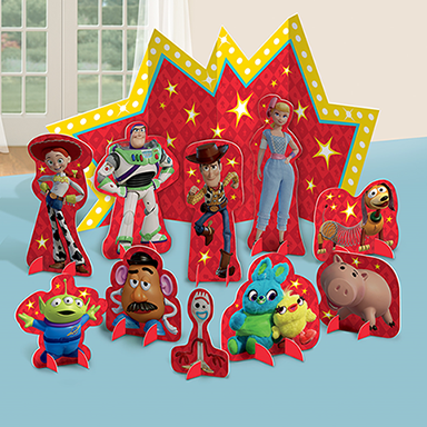 Toy Story 4 Table Decorations