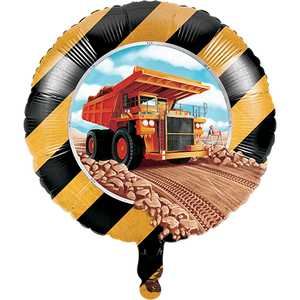 Big Dig Construction Balloon