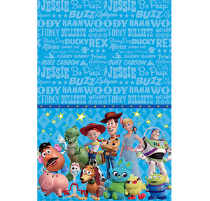 Toy Story 4 Party Table Cover