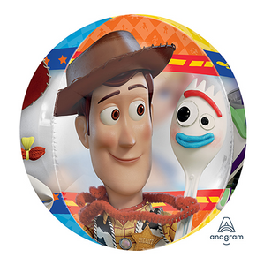 Toy Story 4 Orbz Balloon