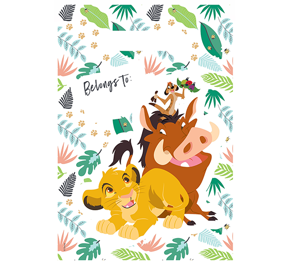 Lion King Party Loot Bags