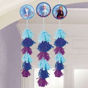 Frozen 2 Dangle Decorations