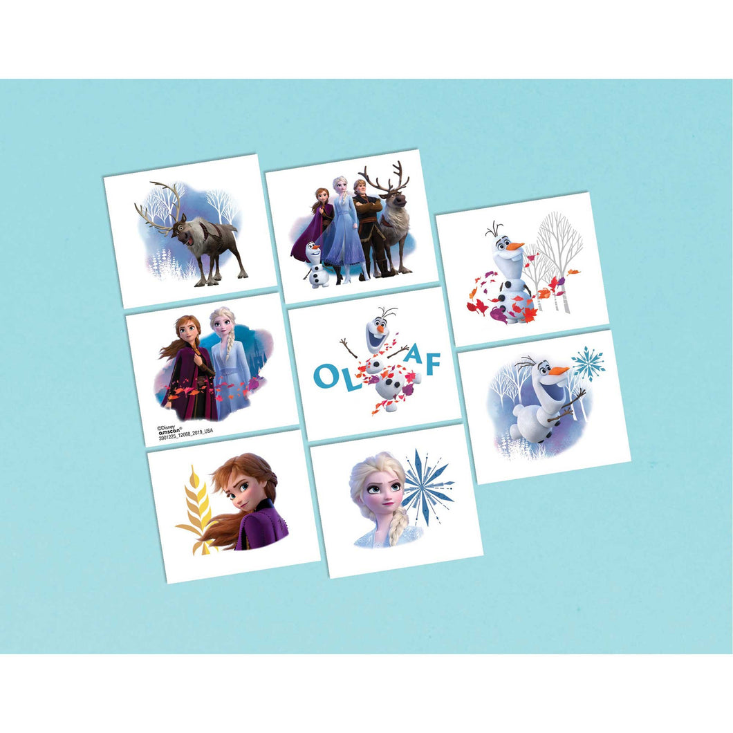 Frozen 2 Temporary Tattoos