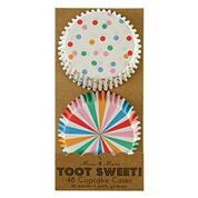 Toot Sweet Cupcake Cases
