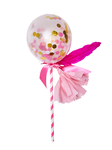 Fancy Balloon Pop - Shimmer