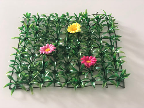 Fairy Grass Mats (set of 6) - Hire