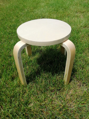 Wooden Stool - Hire