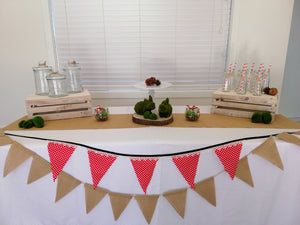 Woodland Party - Food Table Hire
