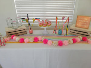 Party Like a Unicorn - Food Table Hire