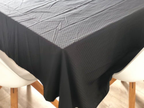 Black Tablecloth - Hire