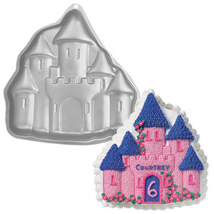 Castle Cake Tin - Hire