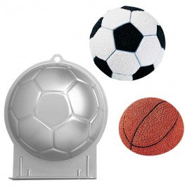 Soccer Ball Cake Tin- Hire
