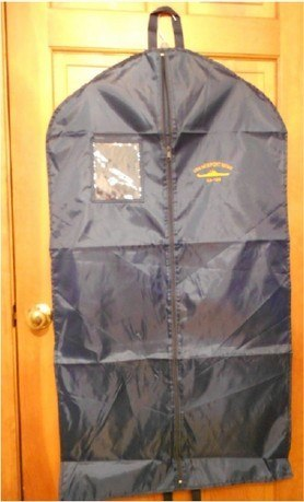#63- USS Newport News CA-148 Garment Bag