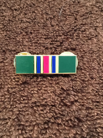 #58A- Meritorious Unit Commendation Ribbon Hat Pin