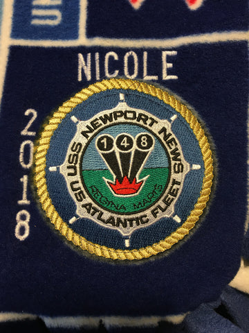 #102 Custom Embroidery Services (Call Herb @ 603-560-4420)