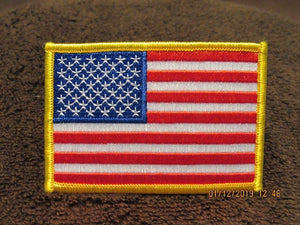 Left Arm Patch