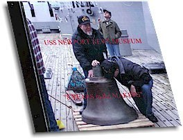 "#89- USS Newport News Museum History DVD  ""8 Yrs In The Making"""