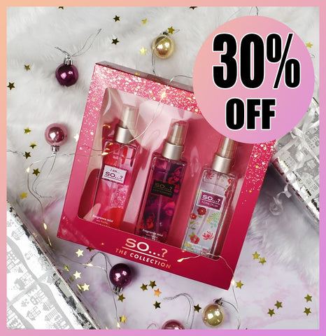 so collection gift set black friday