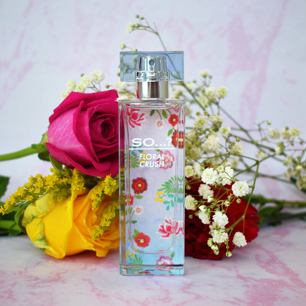 So…? Floral Crush Eau De Parfume 30ml