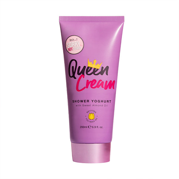 So…? Sorry Not Sorry Queen Cream Shower Yogurt 200ml