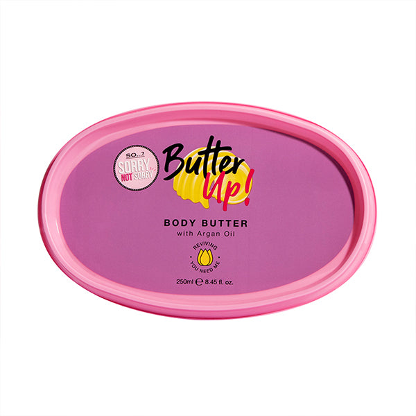 So…? Sorry Not Sorry Butter Up Body Butter 250ml