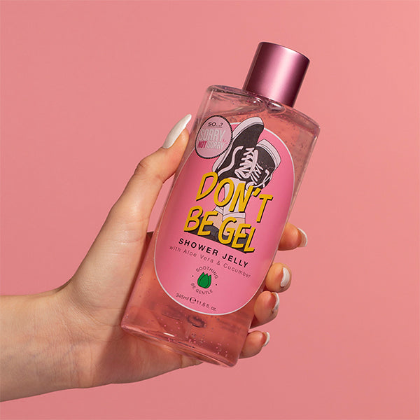 So…? Sorry Not Sorry Don't Be Gel Shower Jelly 345ml