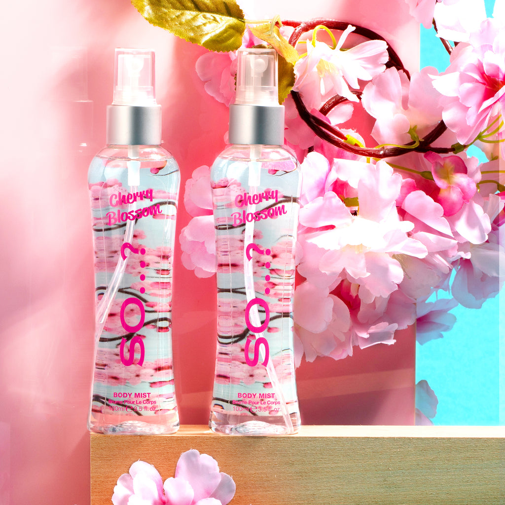 So…? Cherry Blossom Body Mist 100ml
