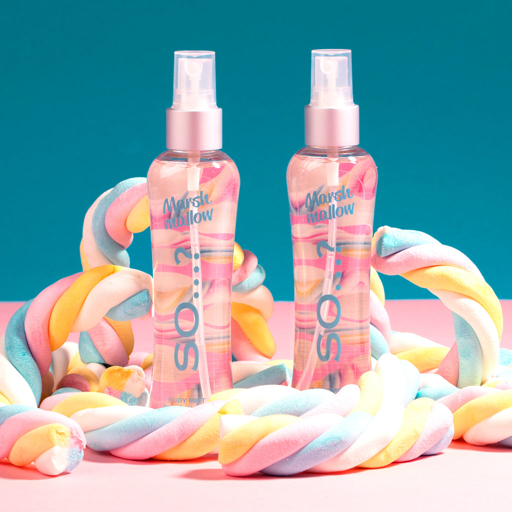 So…? Marshmallow Body Mist 100ml