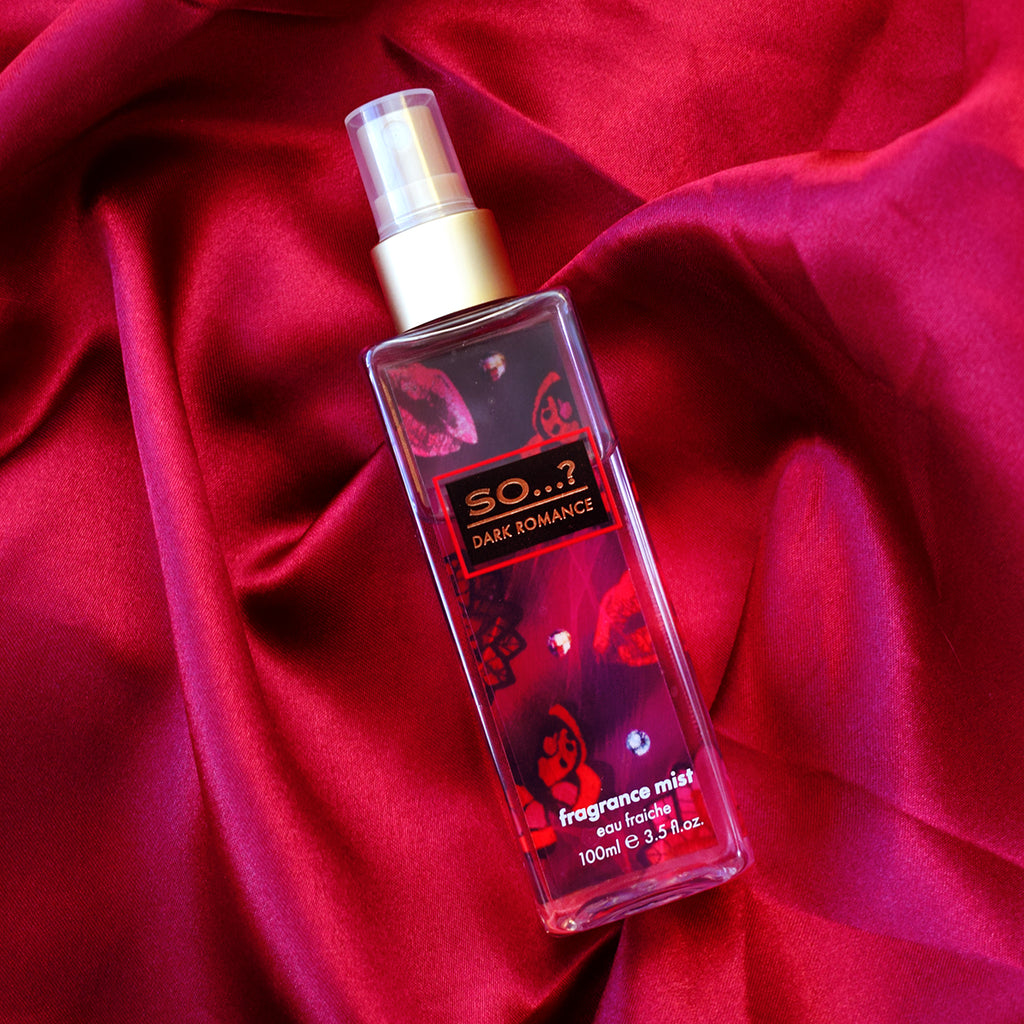 So…? Dark Romance Fragrance Mist 100ml