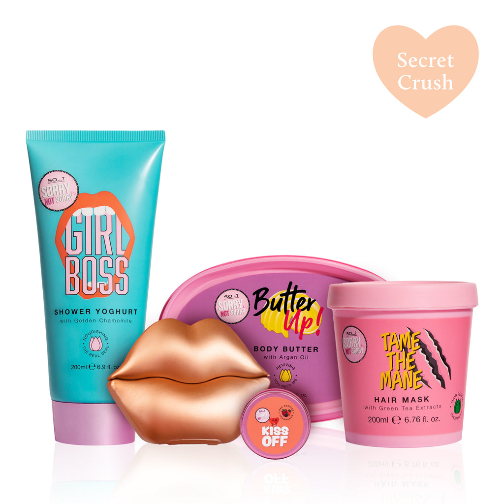 Secret Crush - Valentine's Special Bundle Set