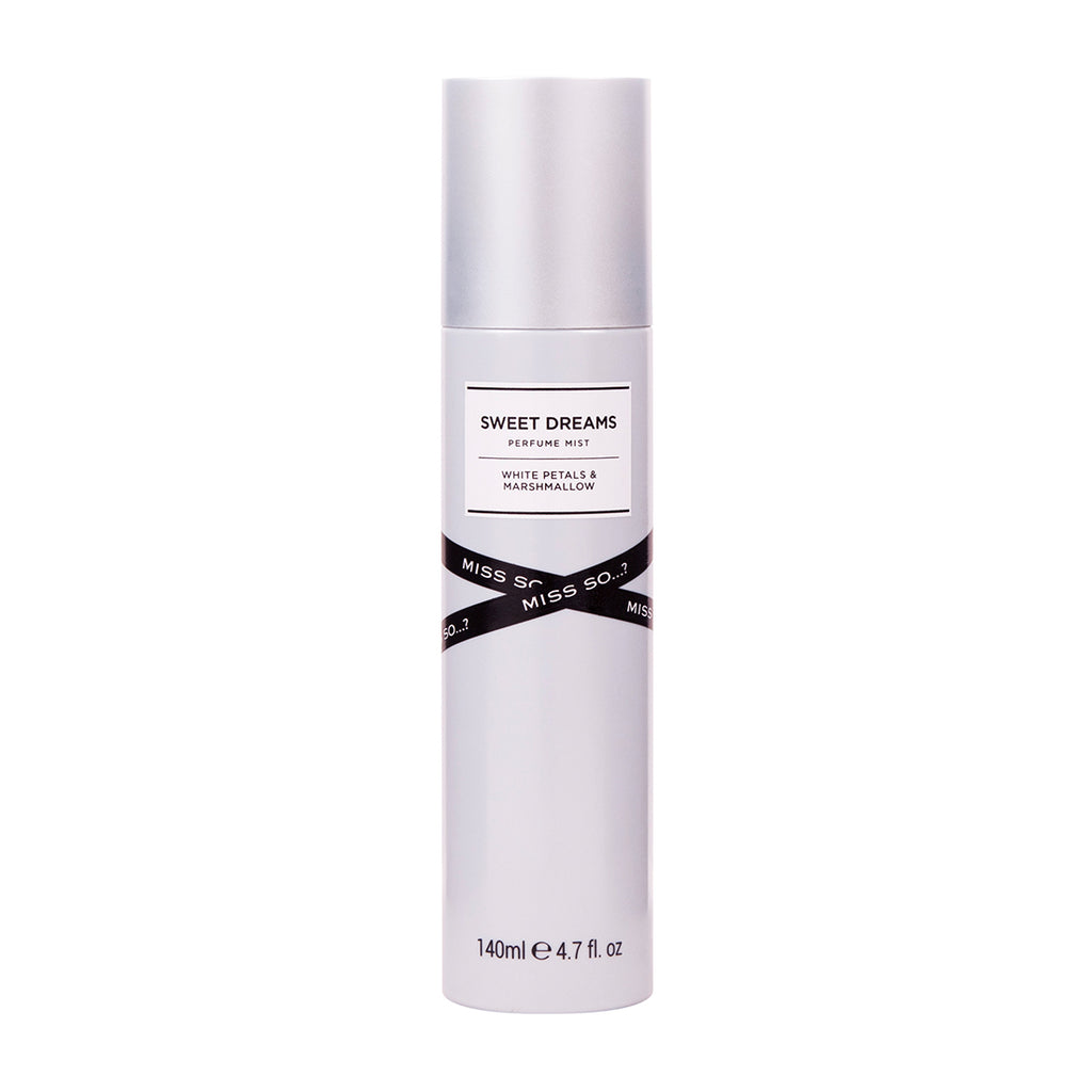 Miss So…? Sweet Dreams Perfume Mist - White Petals & Marshmallow
