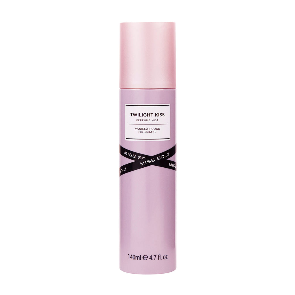 Miss So…? Twilight Kiss Perfume Mist - Vanilla Fudge Milkshake