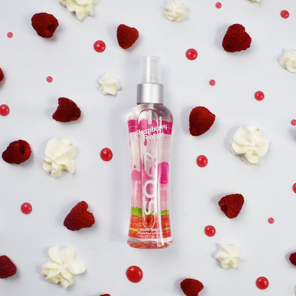 So…? Raspberry Frappe Body Mist 100ml